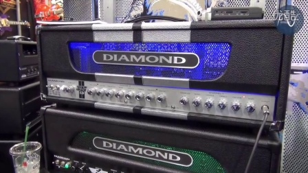 [NAMM] Diamond Amplification 327SD