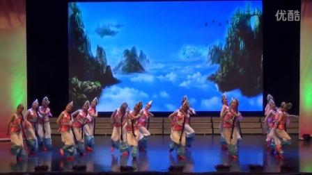 舞蹈-踩云彩