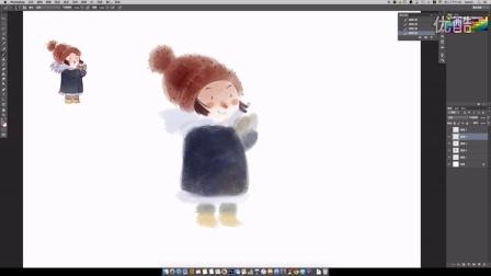 一个小女孩的随笔