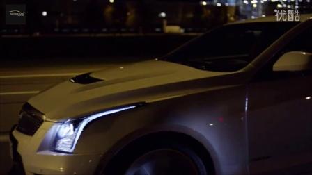 凯迪拉克V系列ATS-V/CTS-V 【汽车动感Autogefuhl】2016抢先展示