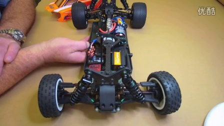 Carisma Racing 4XS 1/10th 4WD Competition OFF Road Buggy