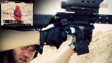 谷歌眼镜加狙击步枪