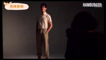 Push杂志《HAMBURGER08》12月刊拍摄花絮