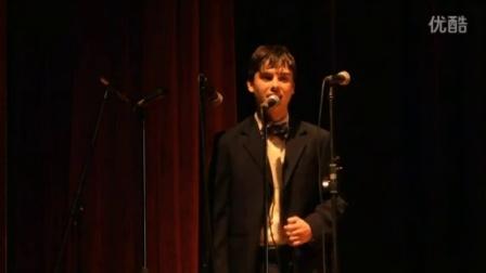 芝加哥大学2011春晚 单口相声《哭笑不得》