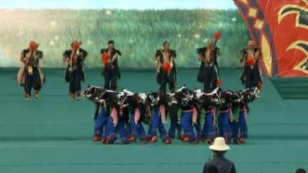 南涧彝族自治县成立50周年庆祝大会现场(节选)