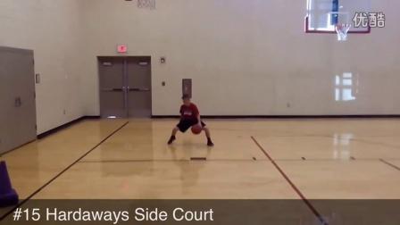 值得收藏 篮球37种过人训练迅速提升控球能力