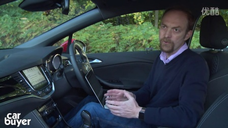 Vauxhall Intellilink review_ in-car tech supertest