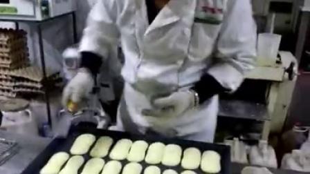 马师傅糕点技术培训,轻体长白糕