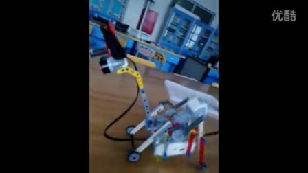 lego乐高创意-奔跑的驴
