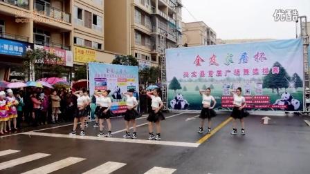 青春广场 兴文雄品医院健身队 兴文首届广场健身舞大赛复赛节目欣赏