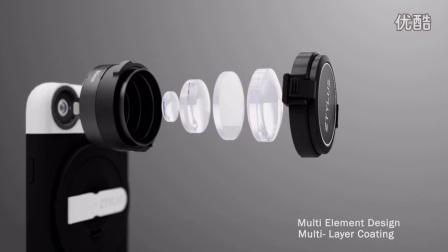ZTYLUS思拍乐 Z-PRIME 4K高清系列镜头问世 手机摄影
