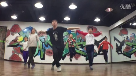 【STAR ZONE】SK-7 HipHop练习片段