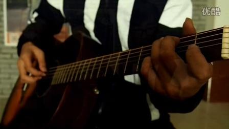 牧马人吉他弹唱 忽然之间-那些花儿