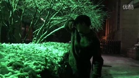 2015年杭州的第一场雪…这一刻人们只关注自然