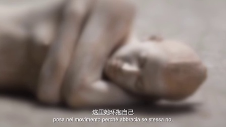 逼真到每一寸肌肤的人体木雕