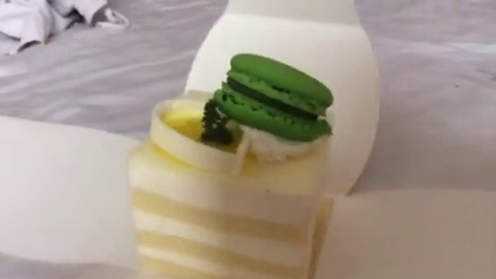 新品!玛卡龙蛋糕