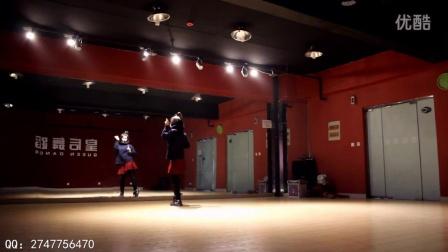 郑州皇后爵士舞 完全疯了舞蹈教学展示MV 韩国爵士舞练习室版