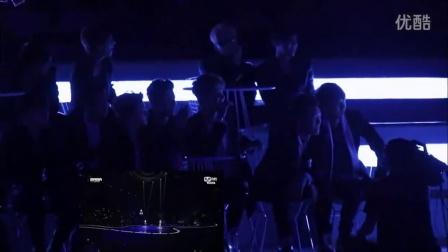 【reaction汇总】防弹少年团 & IKON对 CL & 2NE1表演反应reaction 表演画面同步版