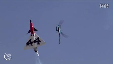 Tareq & Almazrouei 油王和Jamal对飙,直机和涡喷固定翼
