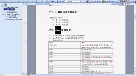 002_动力节点Java培训视频教程Java概述_计算机语言_Java语言的发展简史