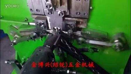 橄榄形吊链生产视频