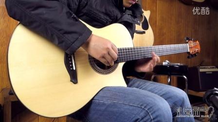 FUJII 藤井圭介手工吉他 OMC 2015 评测