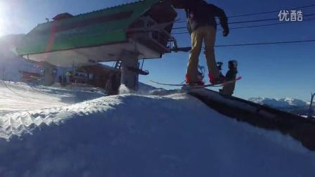 2015 加拿大惠斯勒雪山开山游记