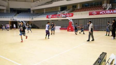 2015CUBA基层赛上海海事大学VS上海金融学院