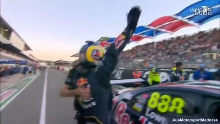 V8 Supercars - Mclaughlin vs Whincup Awesome Finish! - 2014 Clipsal 500