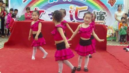 幼儿舞蹈小宝贝
