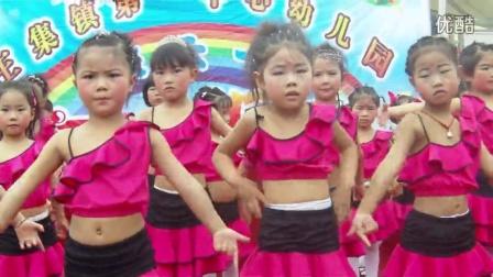幼儿舞蹈亲亲猪猪宝贝