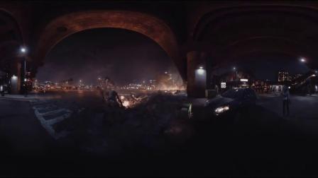 【阿甘影院】首部VR全景拍摄科幻电影《Help》剪辑版