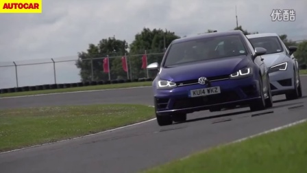 Volkswagen Golf R versus Seat Leon Cupra 280 - which is fastest
