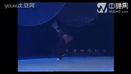 第二届电视舞蹈大赛王亚彬技巧展示