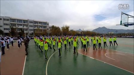丽江市古城区福慧学校运动会129班