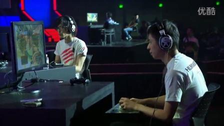 Capcom Cup 2015 26 HumanBomb(Sakura) Vs Mago(Yang)