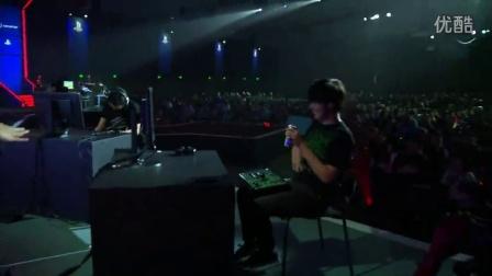 Capcom Cup 2015 27 Xian(Gen) Vs Dashio(Seth)