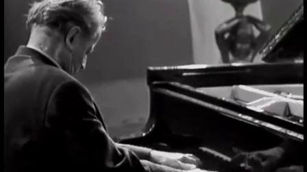 威廉·肯普夫演奏舒曼《阿拉伯风格曲》Arabesque
