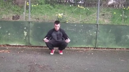 Standing Systema Front Somersault Tutorial