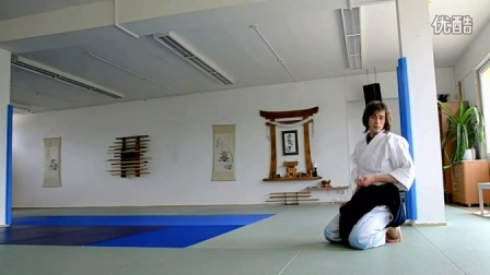 Aikido Basic Ukemi Tutorial - All Basic Rolls