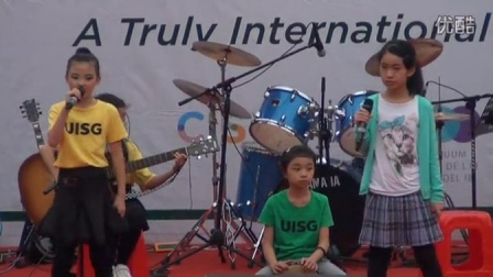 5 Seasons Band performed at UISG FOL 2015