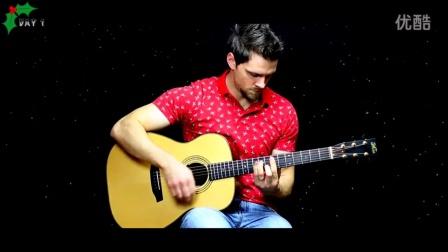 【指弹】Gareth Evans:圣诞系列视频1:圣诞组曲一首