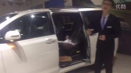 【张秀才】2016新款丰田塞纳MPV商务车最低优惠价