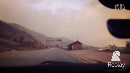 丽江―香格里拉,天气不美。