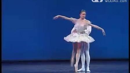 北舞附中芭蕾睡美人朱妍等