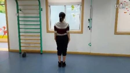 少儿舞蹈《健康歌》主要动作
