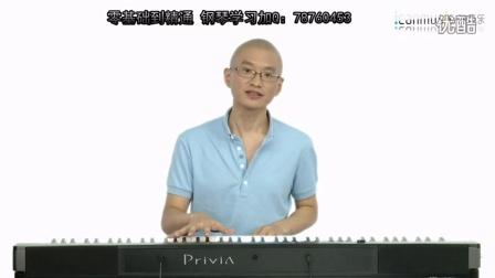汤普森简易钢琴教程_怎么样看钢琴五线谱