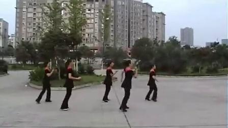 吉美广场舞--《世界冠军恰恰》热门舞曲2015广场