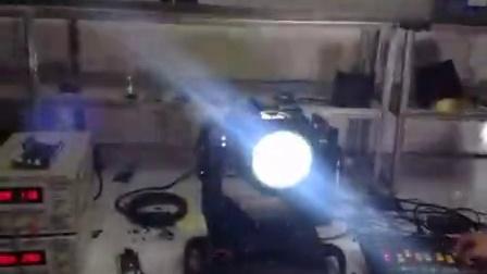 同心舞台灯控制板之200W光速两相电机