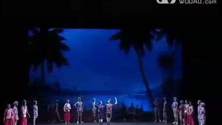 北舞附中芭蕾红色娘子军